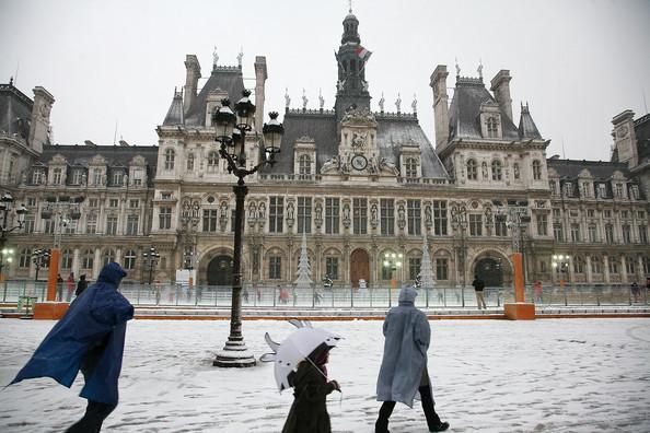 Atrações em Paris em dezembro