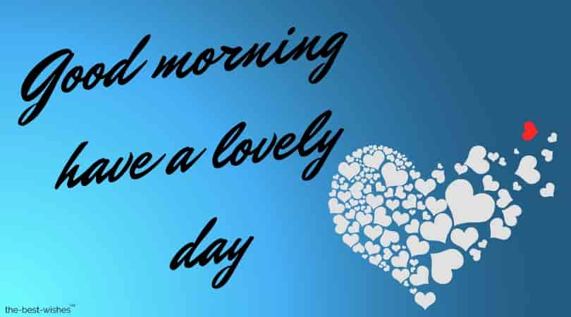 good morning wallpaper heart for love
