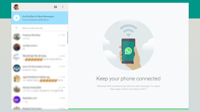Read WhatsApp Message