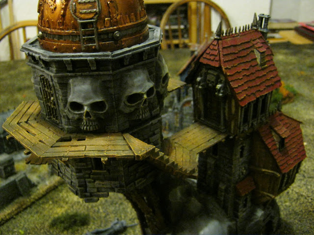 The Last Chance War On The Painting Table Skullvane Manse