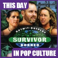 "The very first American ""Survivor"" show aired on May 31, 2000."