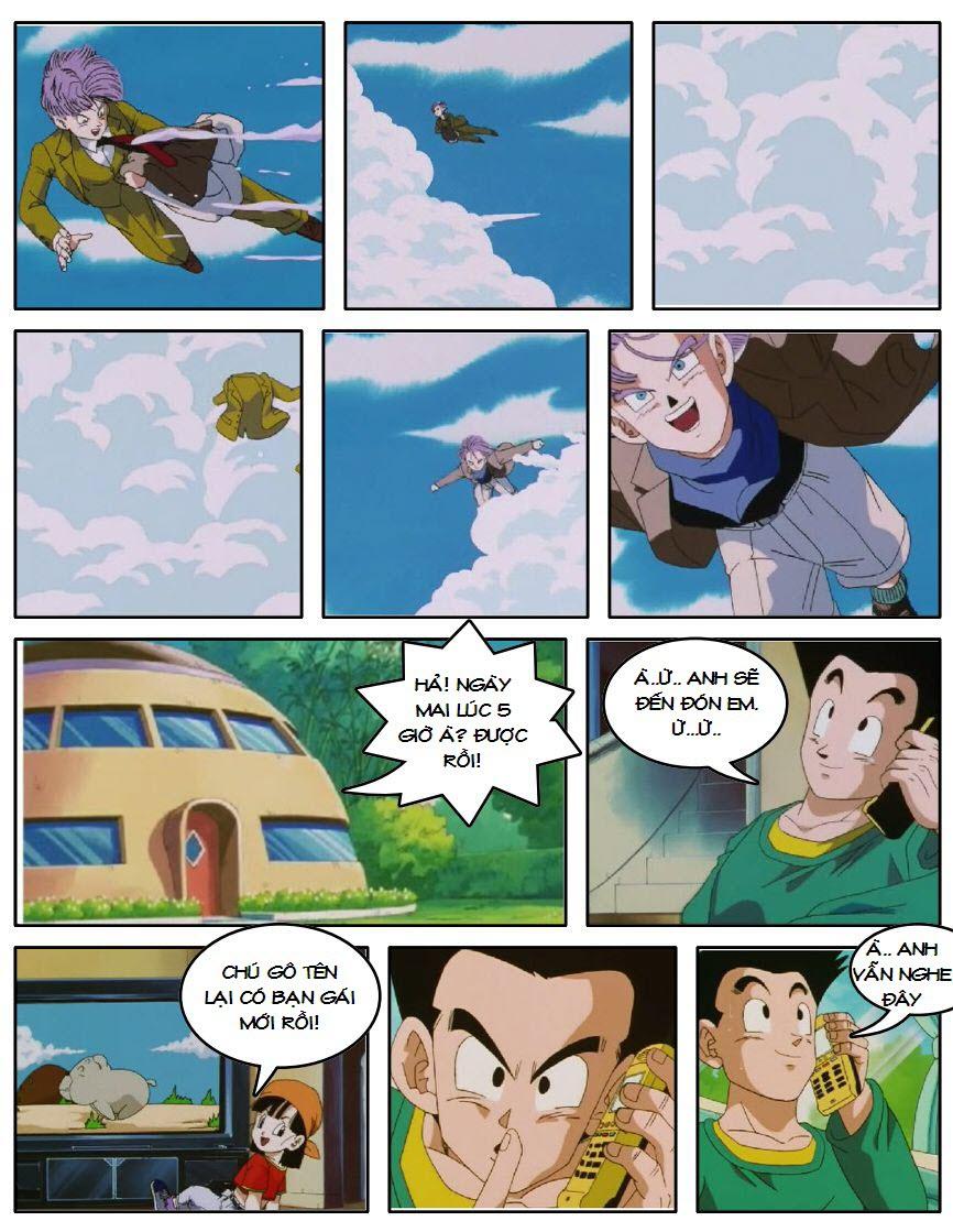 Dragon Ball GT chap 4 - Trang 9