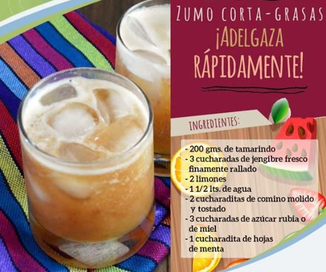 TAMARINDO - QUEMADOR DE GRASA