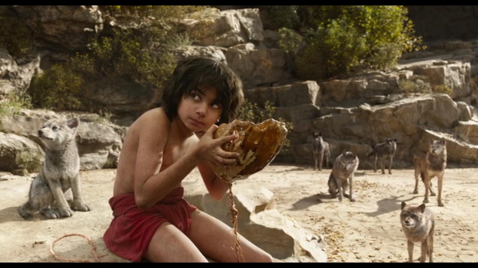 Aom Movies Et Al The Jungle Book 2016