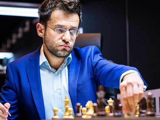 Dans la ronde 6 du Norway Chess, Levon Aronian bat Vladimir Kramnik et rejoint Hikaru Nakamura en tête avec 4 pts sur 6 - Photo © Lennart Ootes