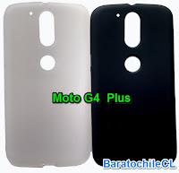 Carcasa Gel Moto G4 Plus