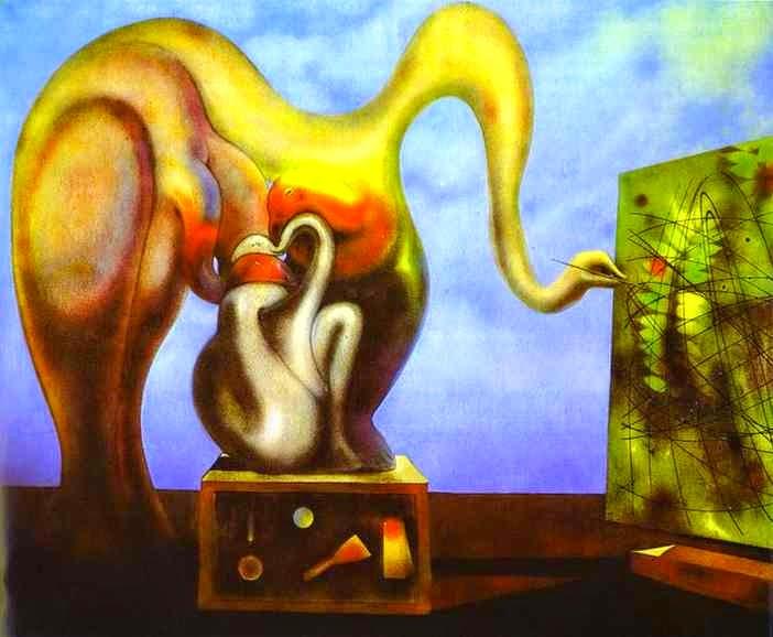 Surrealismo e Pintura - O Surrealismo de Max Ernst | Alemão