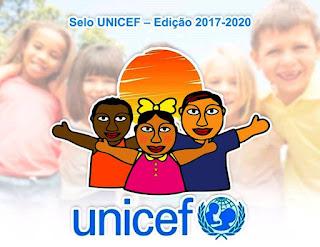 Resultado de imagem para selo unicef 2017