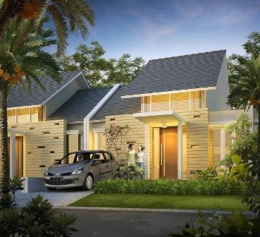 gambar desain rumah minimalis 1 lantai | model rumah