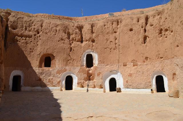 Matmata da população berbere