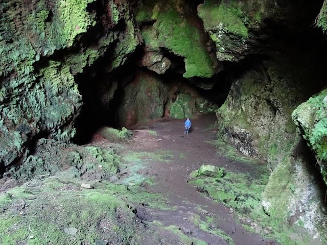 Cova das Choias en A Pobra do Brollón