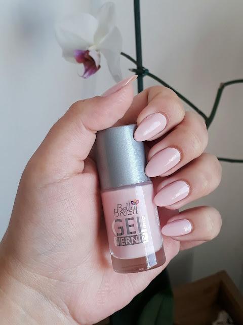 Esmalte Gel Effect Verniz Bella Brazil - Cerejeira