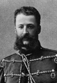 граф Георгий Иванович Рибопьер