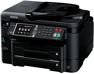 Epson WorkForce WF-3640 Driver Download