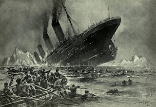 UK History, The Titanic