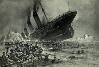 UK History, The Titanic