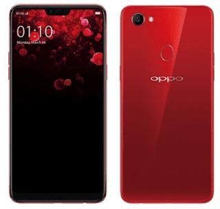 Harga Oppo F7 dan Spesifikasi Lengkap