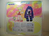 Phat Company Panty & Stocking 2-pack packaging back