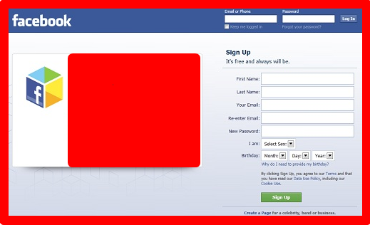 Facebook of sex login