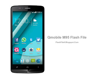 This post i will share with you latest version of Qmobile M95 Flash File on our site. Before flash your device at first make sure your phone don't have any hardware related problem.