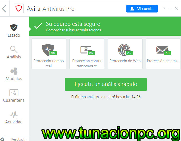 Descargar Avira AntiVirus Pro Final