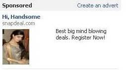 snapdeal social media ads