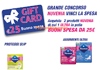 Logo Nuvenia : Vinci 530 Gift Card da 25€