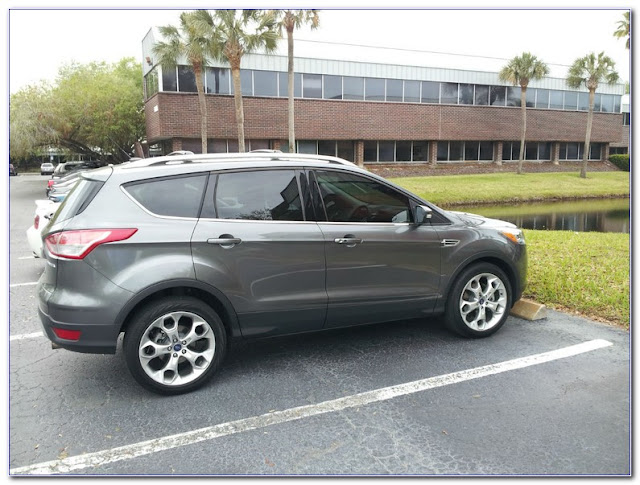Ford Escape TINTED WINDOWS Cost