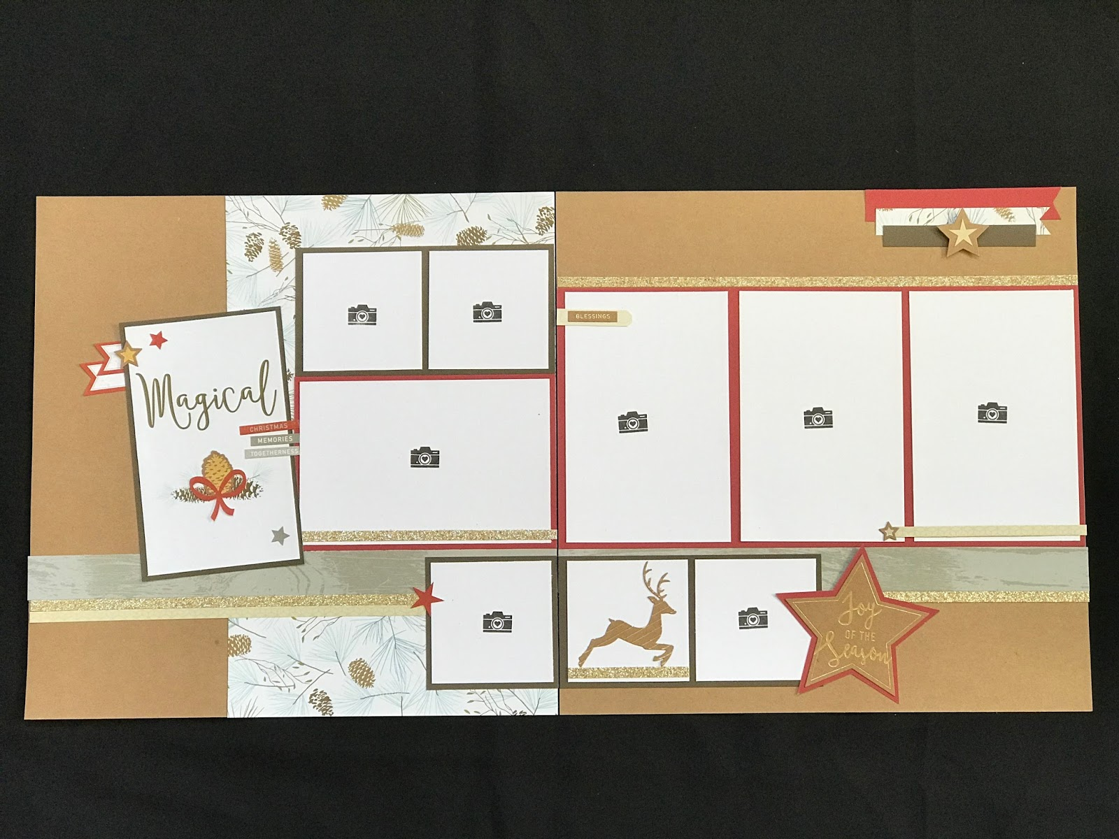 January scrapbook ideas - Here Are The Details