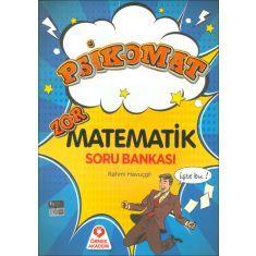 Örnek Akademi Psikomat Zor Matematik Soru Bankası (2016)