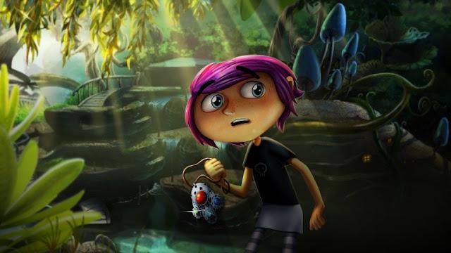 الإعلان عن لعبة Violett لجهاز Nintendo Switch و تحديد موعد الإصدار