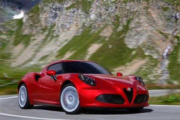 Alfa Romeo 4 C