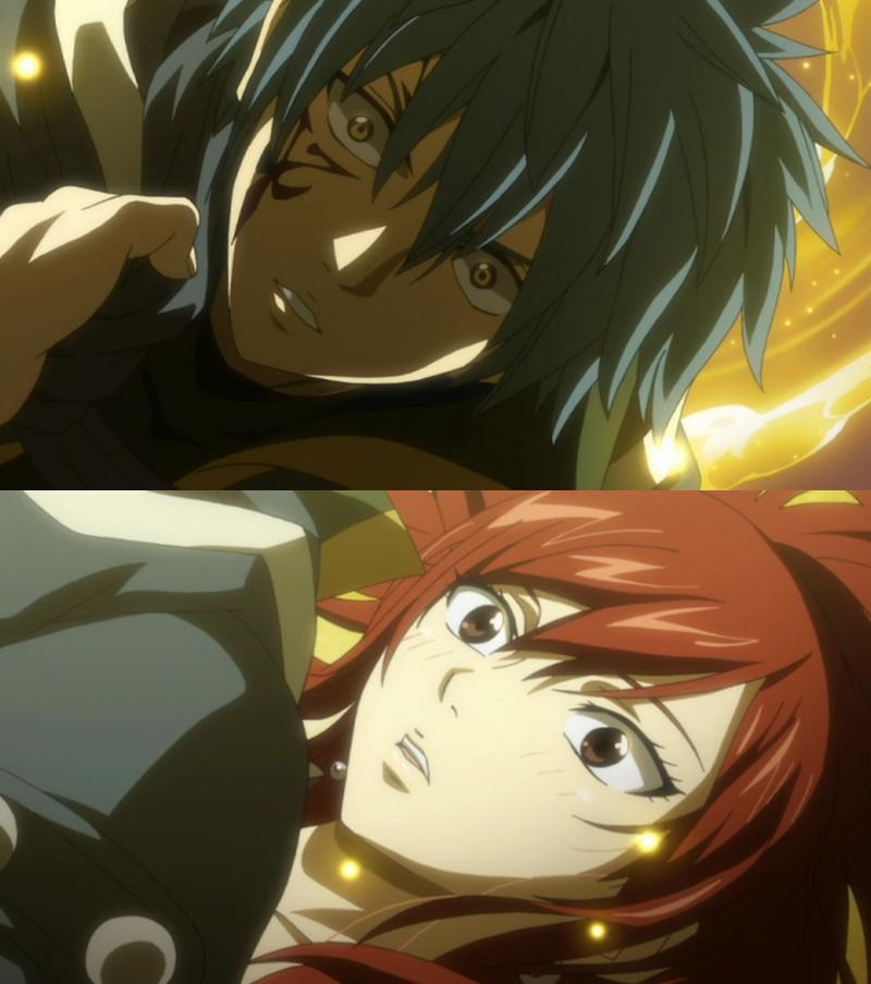 Anime Otaku Paradise: My Top 3 Anime Couples