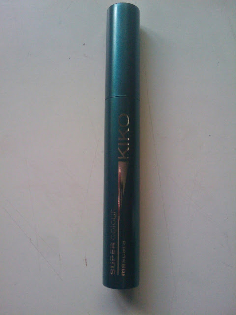 super color mascara, kiko