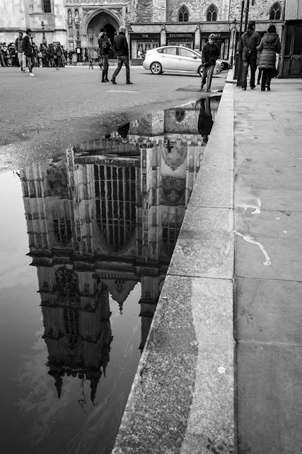 'Reflejo de Westminster' de Carlos Larios