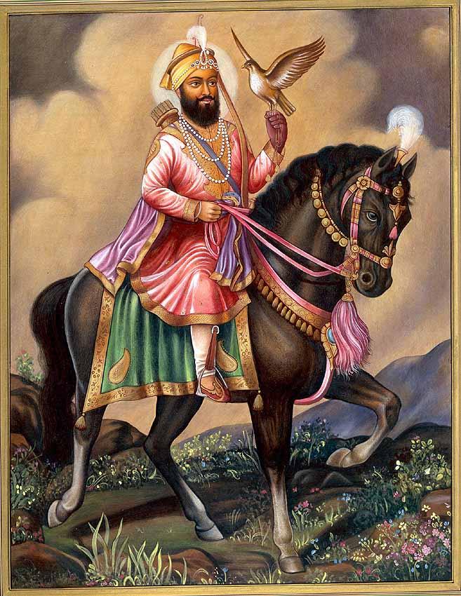 Sikh news sikh gurbani sikh kirtan sikhism4life sikh guru - Shri guru gobind singh ji wallpaper ...
