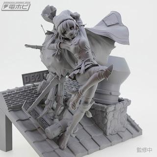 "Revelado el prototipo de ""Koutetsujou no Kabaneri: Mumei Santa ver. F:Nex"" - FuRyu"