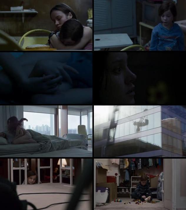 Room 2015 English 480p WEB-DL 300mb ESubs
