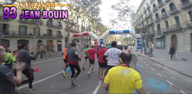 Analizando 93 Jean Bouin - Ronda Sant Pere