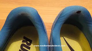 analisis Nike Vomero 12 tras 500 km
