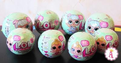 Обзор и история кукол в шариках LOL Surprise Baby Dolls in Balls