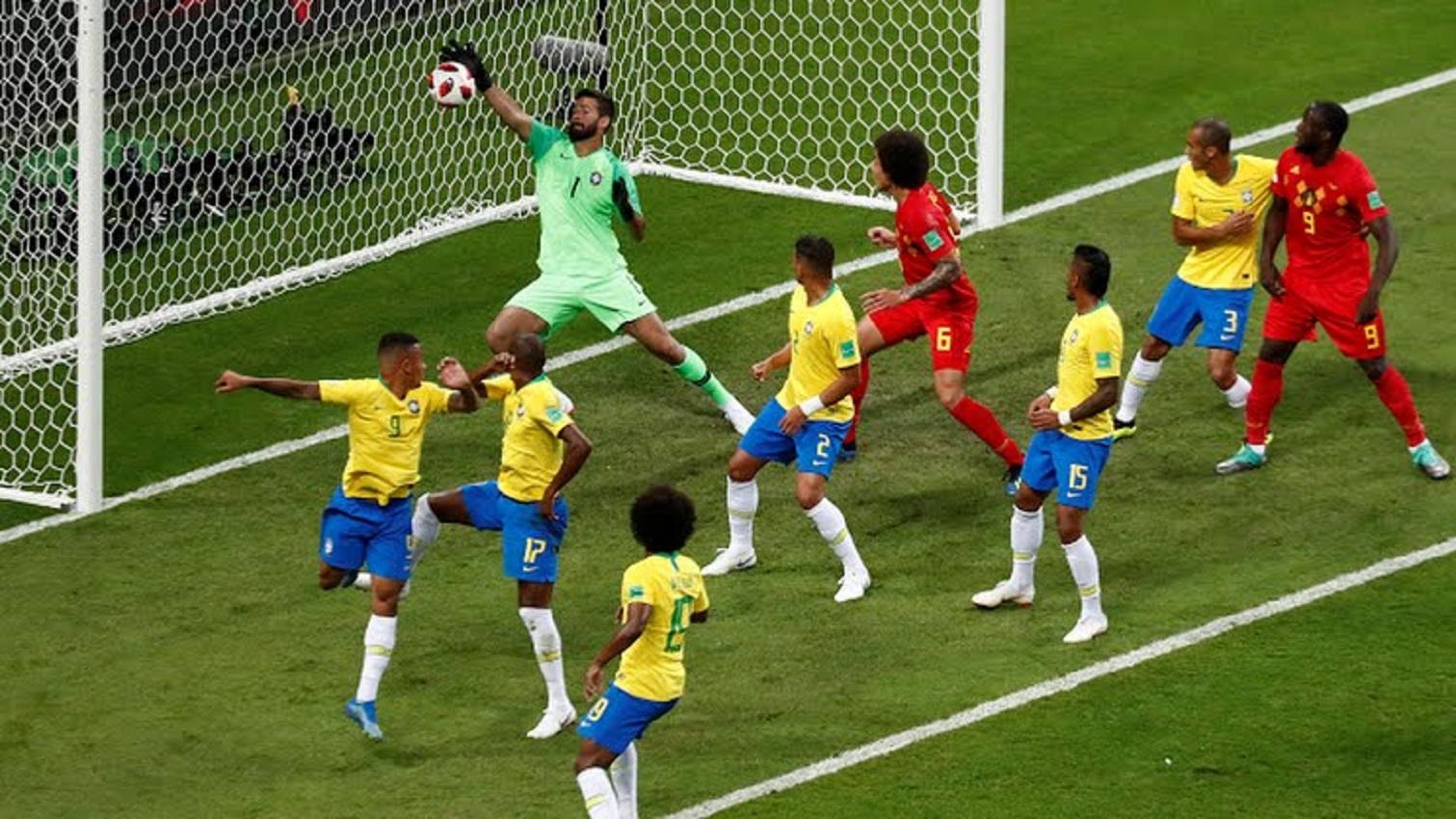 6 Rekor Piala Dunia yang Dipegang Brasil
