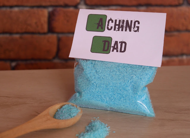 Breaking Bad Aching Dad Bath Salt Father's Day Gift