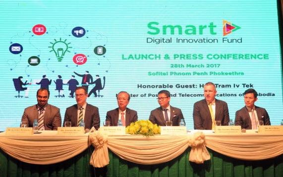 Lancement du Digital Innovation Fund