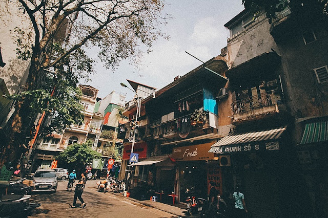 Take a Stroll in and around Hanoi's Old Quarter in Vietnam 2