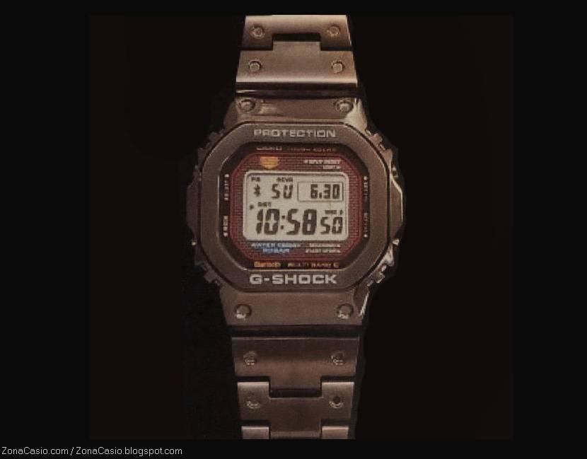 89f3142a4969 Poco a poco más tiendas van filtrando más información sobre los nuevos G- Shock de caja metálica y armis. Lo más interesante es que