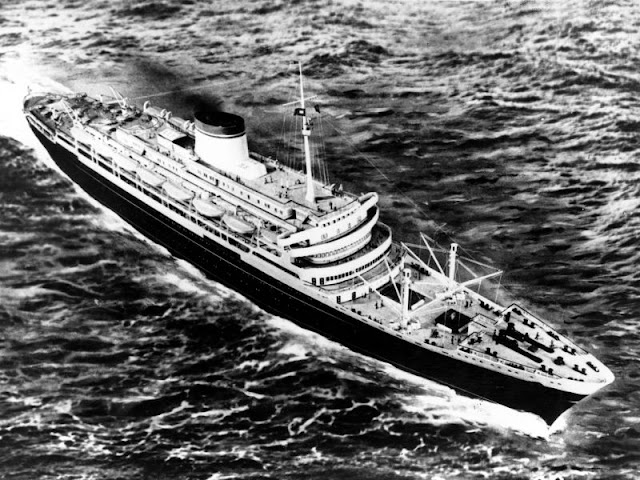 Explorers plan June mission to Andrea Doria shipwreck