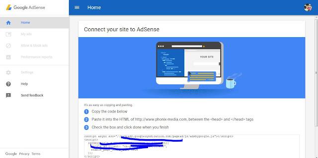 Trik Daftar Google Adsense Dan Tanpa Review Tahap 2 Terbaru