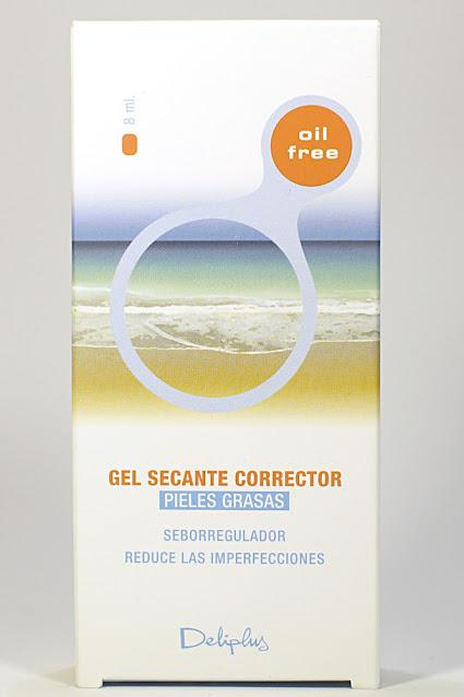 Gel Secante Corrector Deliplus