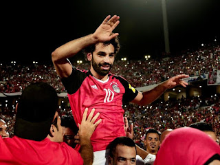 Egypt face Portugal on March 23, 2018, in a friendly for the 2018 World Cup Russia